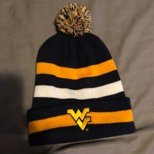 West Virginia University Winter Hat